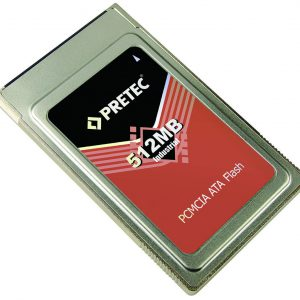 Pretec PCMCIA ATA Flash Lynx Series (SLC)